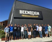 Stopping at Beenleigh Rum Distillery
