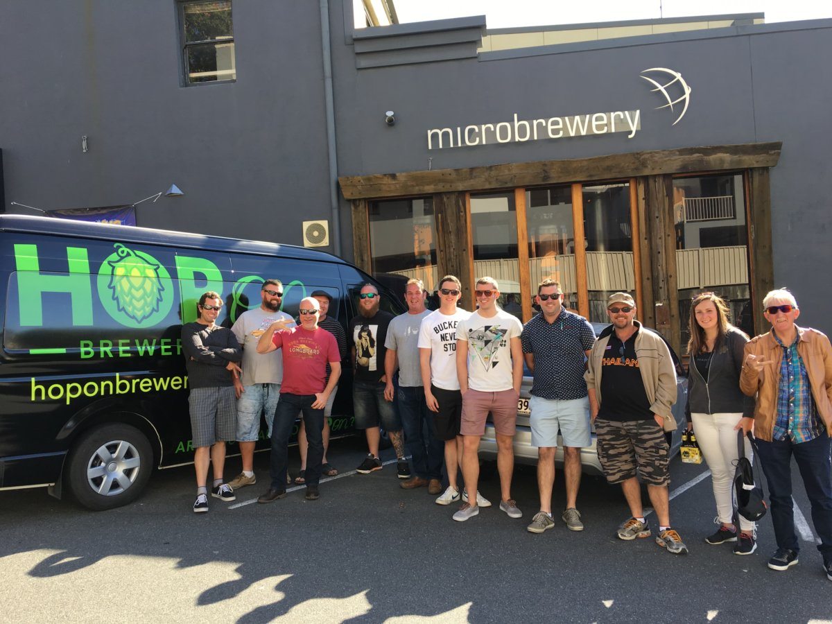 Brisbane Microbrewery Tour