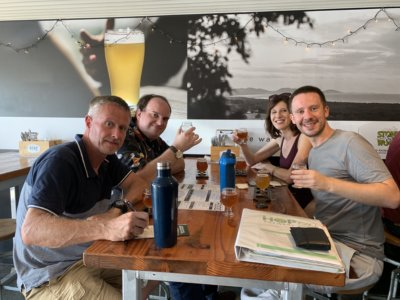Gold Coast brewery tour