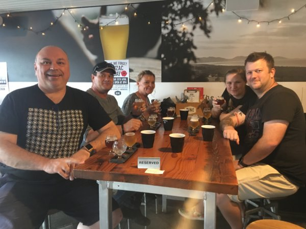Gold Coast Brewery Tour Half Day