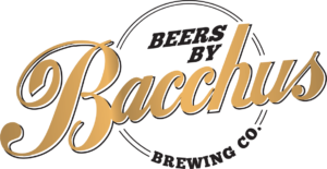 Beers by Bacchus Brewing Co Capalaba Queensland small batch brewing logo