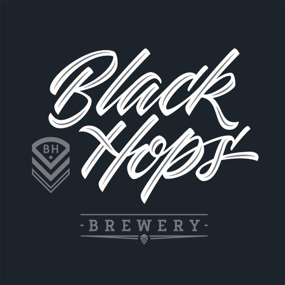 black hops tasting at malt traders cbdy