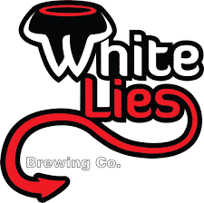 White Lies Brewing Co Brisbane craft beer logo