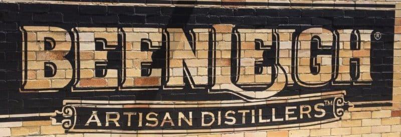 Beenleigh Rum Distillery Brick Wall