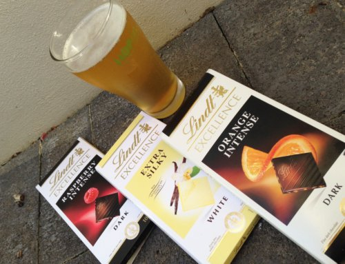 Beer + Chocolate Tasting: What are the best pairings?