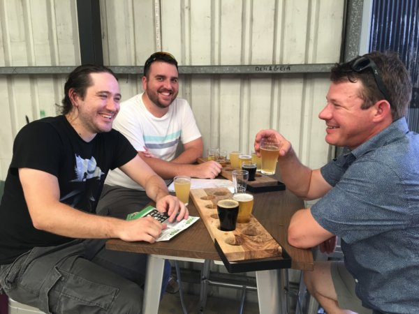 Brisbane Brewery Tour Southern Sessions