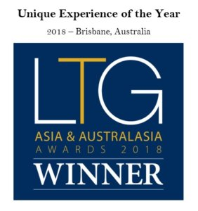 LTG Asia & Australia Awards 2018 WINNER