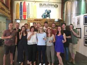 GC - Private Group at Burleigh Brewing