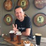 Matt at Hunter Beer Co