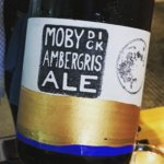 Moby Dick Ambergris Ale